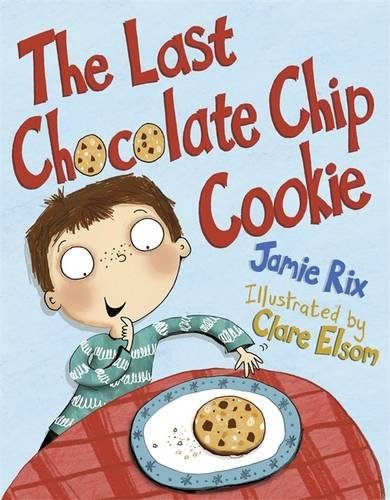 Cookie Monster Thema - The Last Chocolate Chip