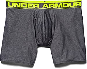 Under Armour Herren Sportswear - Unterhose The Original 6 Zoll Boxerjock, Black, XXXL