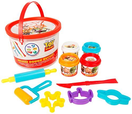 Sambro DTS-4717 Toy Story Deluxe - Cubo para Masa