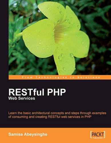 RESTful PHP Web Services (English Edition) - Bild 1