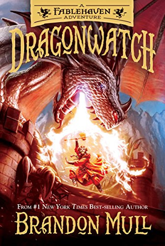 Dragonwatch: A Fablehaven Adventure (English Edition)