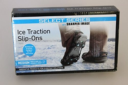 ice-traction-slip-ons-select-series-by-sharper-image