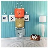Inwagui 3 Tasche Hanging Storage Bag/Hängende Kombination/Wand Hängen Hängeorganizer/Hängende...