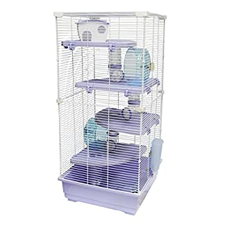 "Heritage ""Park"" Extra Large 4 Platform 5 Storey Hamster Rat Gerbil Animal Cage Heritage ""Park"" Extra Large 4 Platform 5 Storey Hamster Rat Gerbil Animal Cage 51c7PsAjxyL"