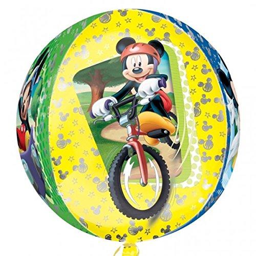 Anagram Mickey Mouse Orbz Folie Ballon