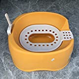 Cutepet Lettiera Per Gatti Toilette Forniture Per Gatti Accovacciate MS-70682,Orange