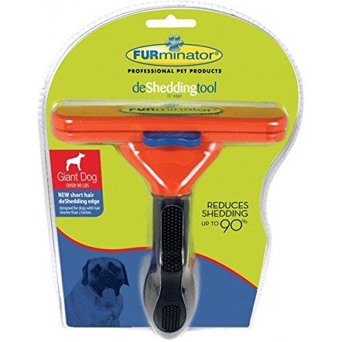 Furminator – Instrument pour chiens TG. Géant à poil court