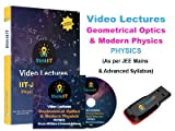 #5: IIT JEE Video Lectures : Geometrical Optics and Modern Physics : In DVD