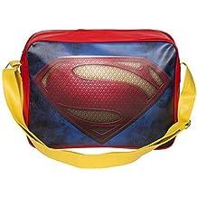 Superman De Lujo Bolso bandolera estilo Retro Bolsa de deporte
