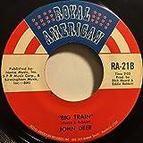 Waxahachine Woman / Big Train [Vinyl Single 7'']
