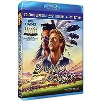 Bailando con Lobos BD+ DVD Extras 1990 Dances with Wolves
