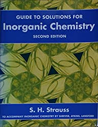 Inorganic Chemistry: Guide to Solutions
