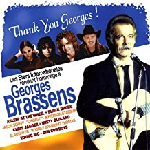 Thank you georges ! hommage - compilation