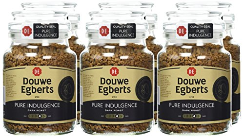 Douwe Egberts Pure Indulgence Instant Coffee 95 g (Pack of 6)