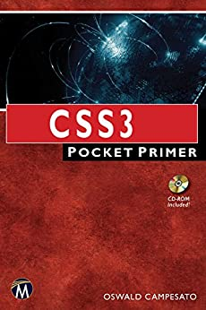 CSS3 POCKET PRIMER by [Campesato,Oswald]