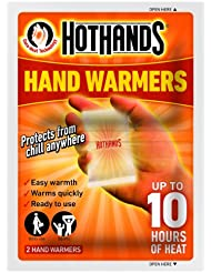"Chauffe mains instantanés ""Hot Hands Instant Hand Warmers"". 6 Paires"