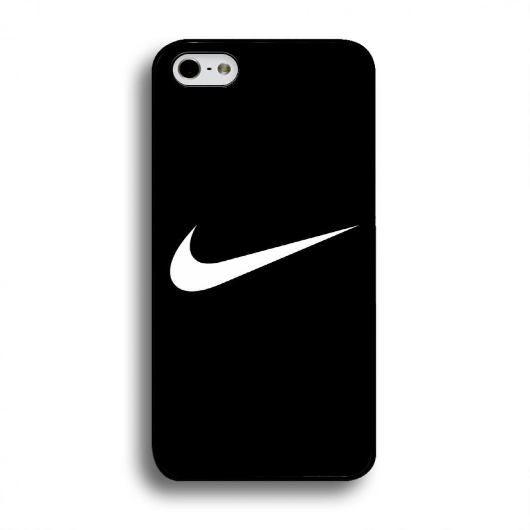 Custodia cover case per mobile logo Nike scarpe scatole