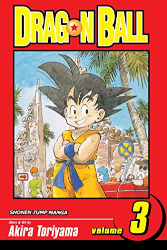 DRAGON BALL SHONEN J ED GN VOL 03 (C: 1-0-0): v. 3 por Akira Toriyama