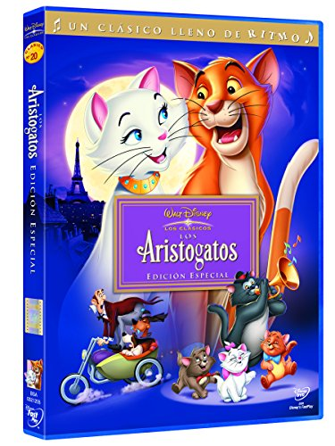 Los Aristogatos [DVD]