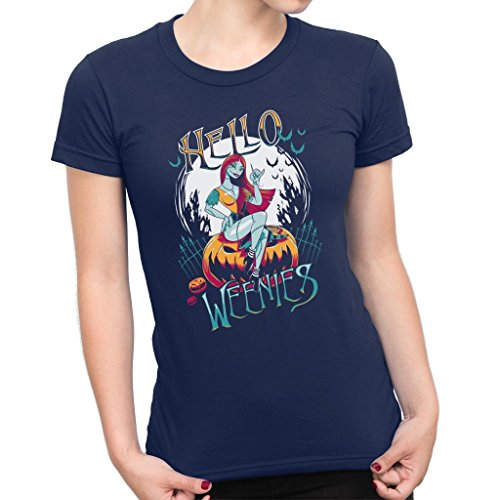 Hello Weenies Sally Nightmare Before Christmas Women's T-Shirt