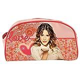 Violetta Disney Motiv WC-Tasche Geschenk-Set, pink