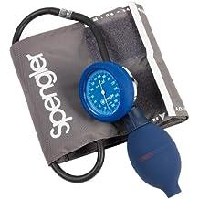 Spengler Lian NM - Tensiómetro manual con brazalete para adultos (velcro, nailon, talla