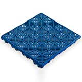 Antihumedades Loseta Suelos ventilada (Azul)