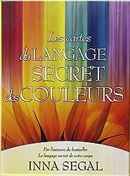 Les cartes du langage secret des couleurs