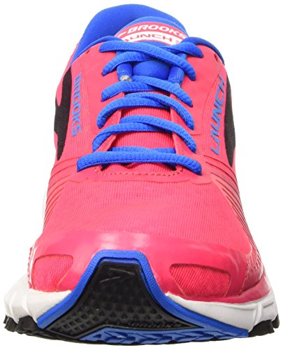 Brooks Launch 3 W, Scarpe da Corsa Donna Rosa (Pink)