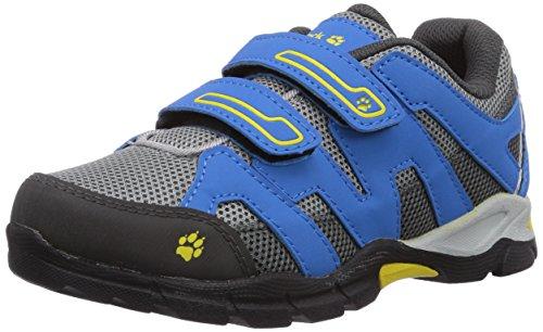 Jack Wolfskin Volcano Vc Low B, Chaussures de randonnée garçon