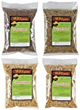 #2: Ikkiyam Combo of Ragi Flakes, Bajra Flakes, Jowar Flakes and Wheat flakes, 1 Kg