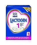 Nestlé LACTOGEN 1  Infant Formula (Upto 6 Months) 400g