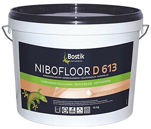 Bostik Nibofloor D 613 Teppich Dispersionsklebstoff 14.0kg Eimer