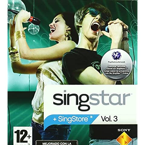 SINGSTAR VOLUME 3 PS3