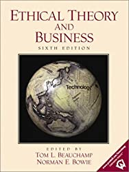 Ethical Theory and Business by Tom L. Beauchamp (2000-10-25)