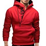 Clearance Sale [M-3XL] ODRDღ Hoodie Männer Sweatshirt Herren Coat Sweater Outwear Sweatjacke Parka Cardigan Lässige Mantel Kapuzenpulli Pulli Pullover Langarmshirts Jacke Hooded Anzug Blazer Top