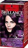 Brillance Intensiv-Color-Creme 703 Dunkler Amethyst Jewel Collection