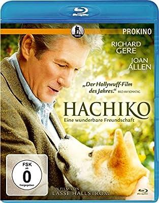 Hachiko - Eine wunderbare Freundschaft [Blu-ray]