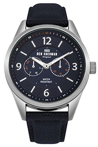 Ben Sherman Herren-Armbanduhr WB069UU