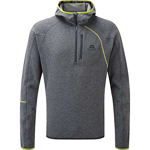 Mountain Equipment Integrity Hooded Zip Tee (Zip-tee)