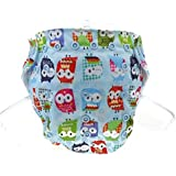 Reusable Baby Cloth Pocket Diapers One Size Adjustable Washable For Baby Girls And Boys Absorbent And No Leaks
