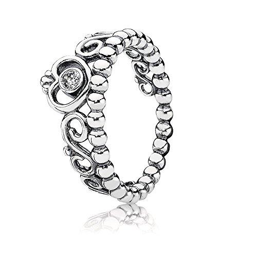 Pandora anello argento donna, 52 (16.6 mm)
