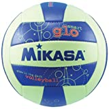 Mikasa GOLDBV10 Beachvolleyball, Gold, 5