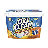 OxiClean Dishwasher Detergent, Lemon Clean, 41 Count