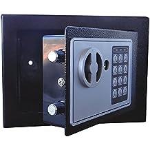 Caja fuerte - cerradura de combinación 19 X 14 X 14 cm