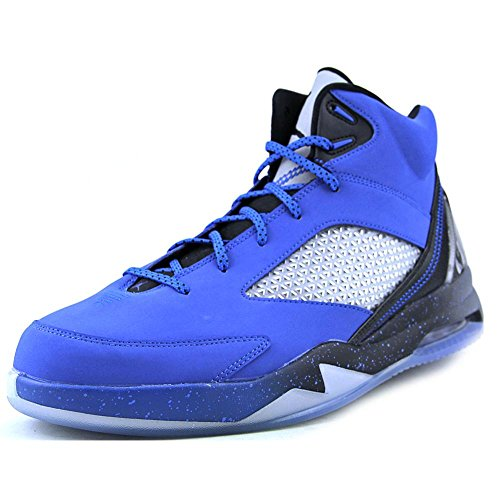 Air Jordan Flight Remix SPORT BLUE/BLACK-COOL GREY