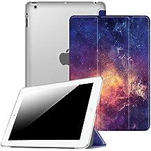 Fintie iPad 4 / 3 / 2 Funda - Soporte Plegable Smart Case Funda Carcasa con Stand Función y Auto-Sueño / Estela para Apple iPad 2, iPad 3 y el Nuevo iPad 4 Retina, Galaxy