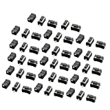 50 Stück momentane Tact taktile Taster Schalter SMD SMT PCB 2 Pin 3 x 6 x 4,3 DE