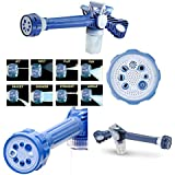 SaleOn Ez Jet Water Cannon 8 In 1 Turbo Water Spray Gun For Gardening, Car Wash, Home Cleaning-275