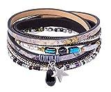 Tamaris Accessoires Jenna Armband Größe 0 gold black